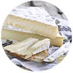 Brie de Meaux 1/2 affiné AOP*RDF*