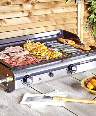 Un barbecue pour l'occasion ?