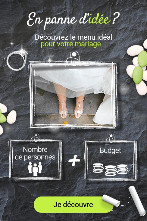 Traiteur sur mesure_mariage