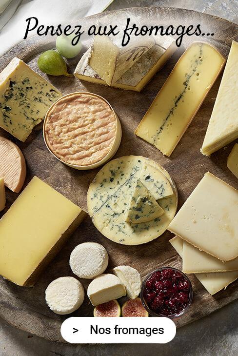 Pensez au fromage !