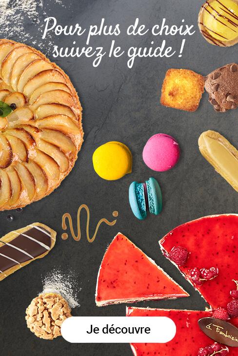 Plus de desserts