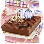 Gâteaux d'anniversaire adultes