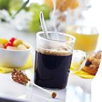 Cafés et thés