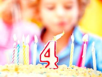 préparer un anniversaire